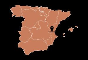 Ubicación y contacto Valencia Orange en Comunidad Valencia