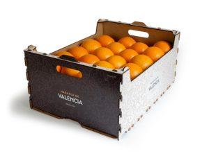 Envase Naranjas de Valencia