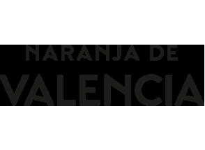 Logo Naranja de Valencia negro 2x
