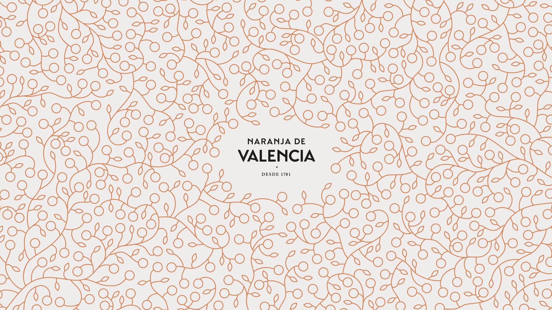 Naranja de Valencia desde 1781