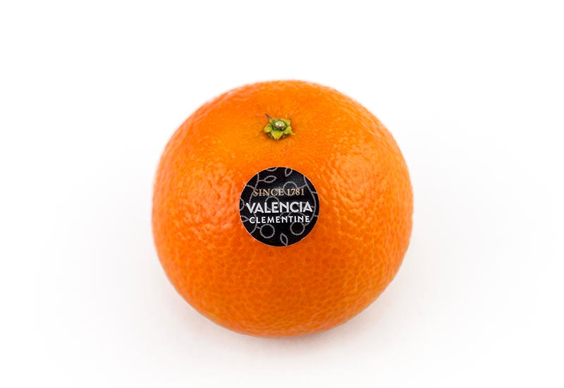 Valencia Mandarin from Valencia Clementine trade mark