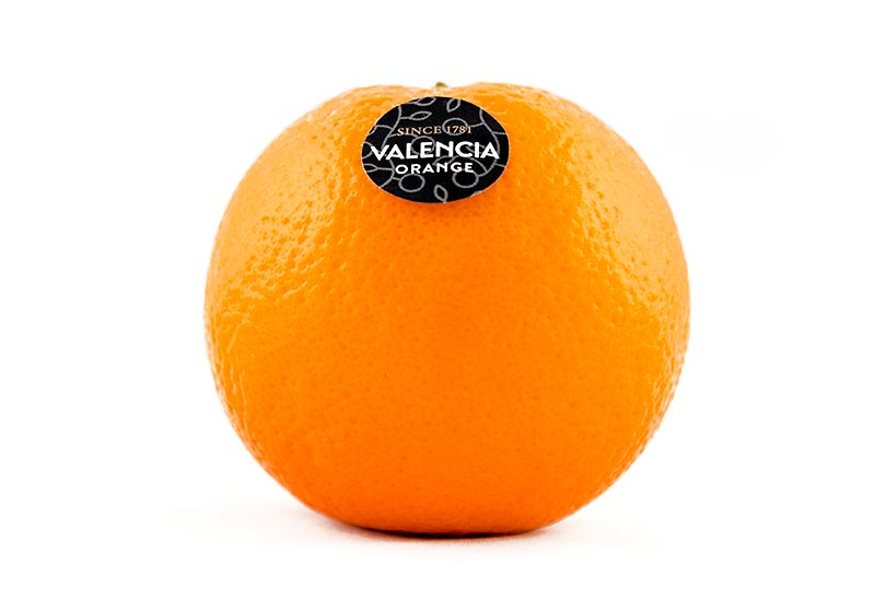 Fruit from Valencia Orange