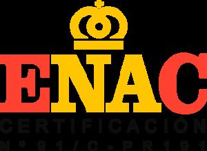 Logotipo ENAC IGP Cítricos Valencianos