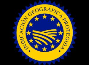 Logotipo sello de calidad IGP